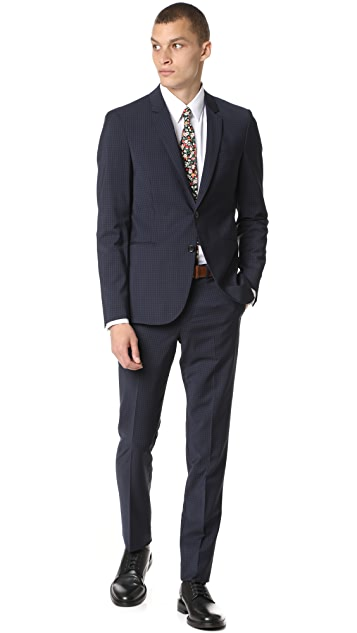PS by Paul Smith Mid Suit Trousers