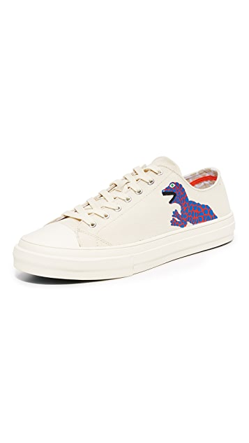 PS by Paul Smith Kinsey Dino Sneakers ...