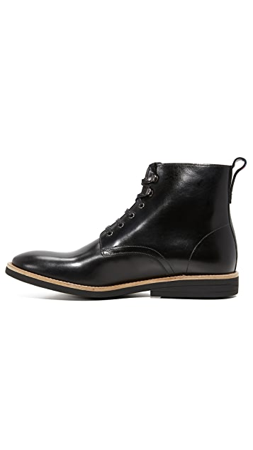 PS by Paul Smith Hamilton Leather Boots