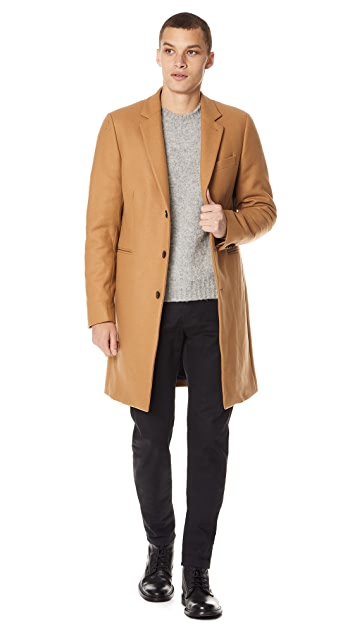 PS Paul Smith Overcoat