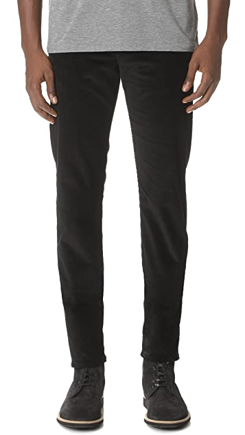 PS by Paul Smith Tapered Corduroy Pants