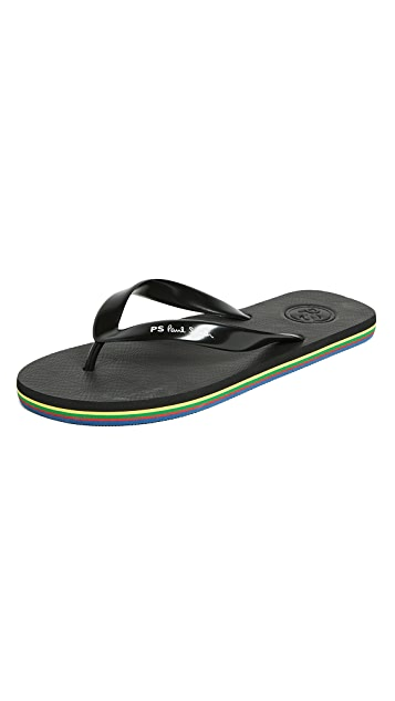 PS by Paul Smith Dale Flip Flops