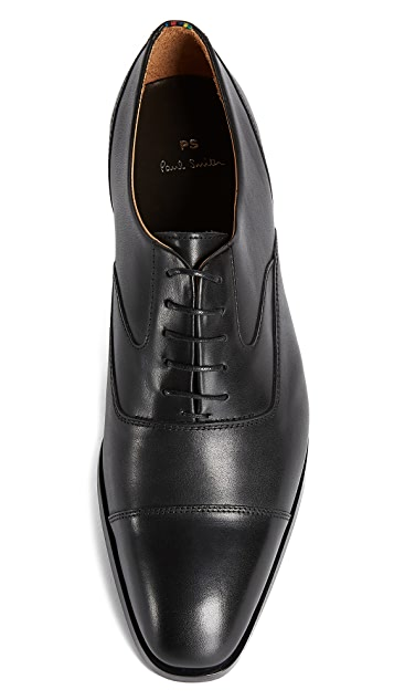 PS by Paul Smith Tompkins Cap Toe Shoes
