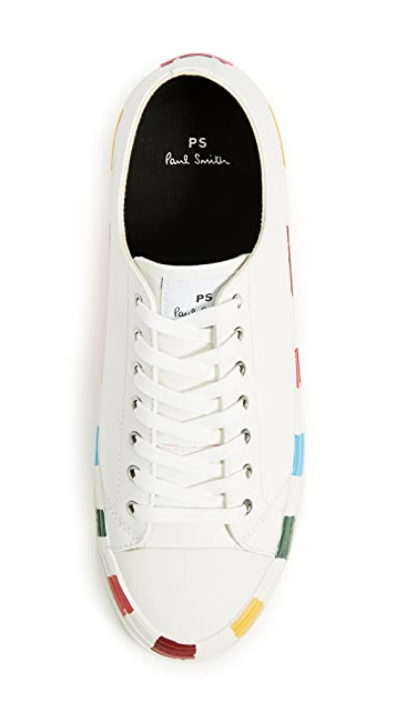 PS Paul Smith Nolan Stripe Welt Sneaker