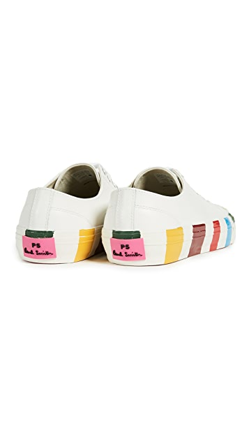 PS by Paul Smith Nolan Stripe Welt Sneaker