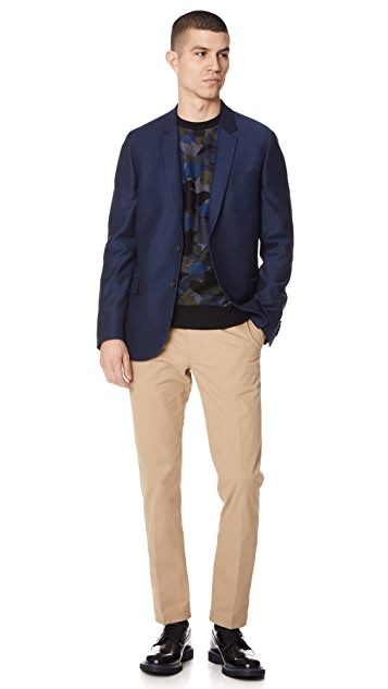 PS by Paul Smith Mid Fit Jacket