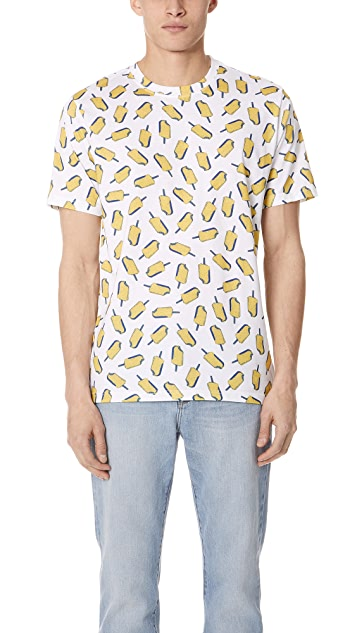 PS by Paul Smith Regular Fit Popsicles Tee