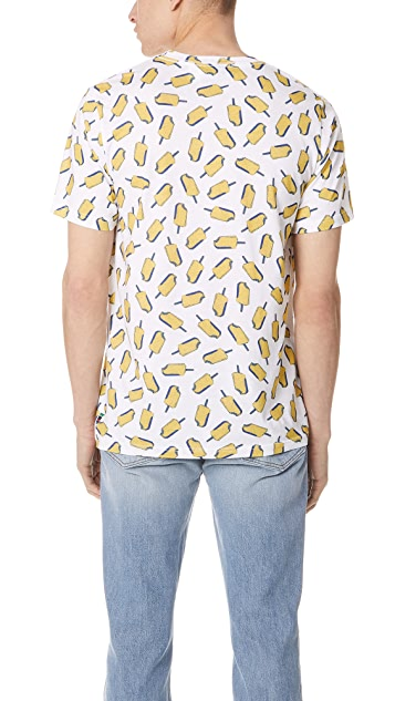 PS Paul Smith Regular Fit Popsicles Tee