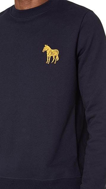 PS by Paul Smith Long Sleeve Horse Sweatshirt
