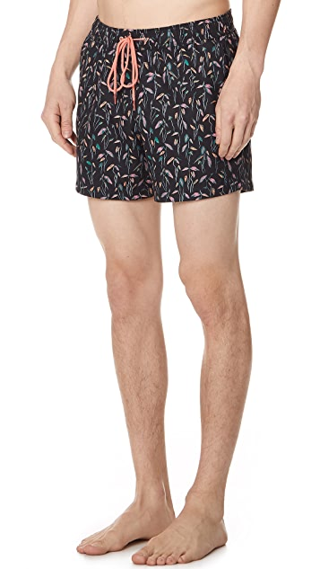 PS by Paul Smith Classic Patch Pocket Swim Shorts