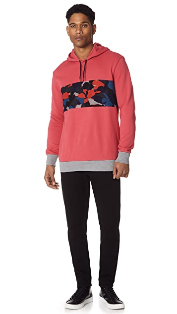 PS by Paul Smith Camo Hoodie