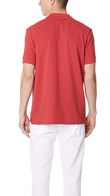PS by Paul Smith Regular Fit PS Logo Polo