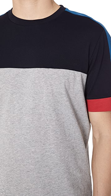 PS by Paul Smith Colorblock Tee
