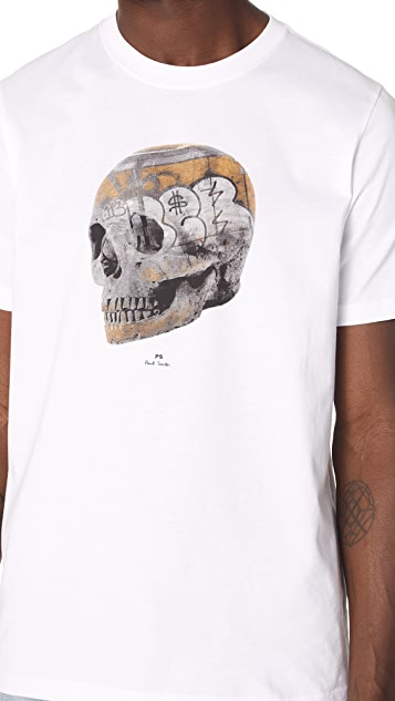 PS by Paul Smith Skull Tee