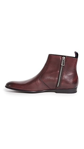 PS by Paul Smith Hopkins Side Zipped Boots