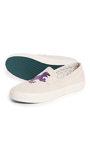 PS by Paul Smith Clyde Dino Slip Ons