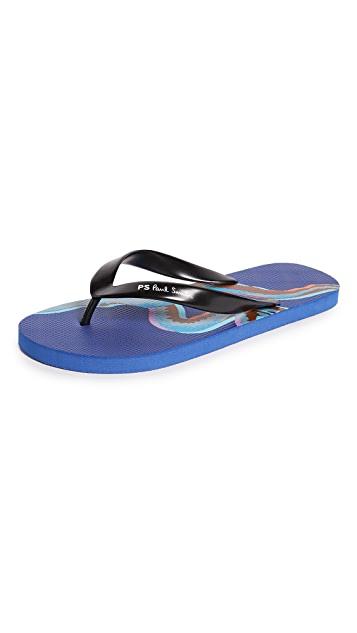 PS by Paul Smith Discflop Octopus Sandal