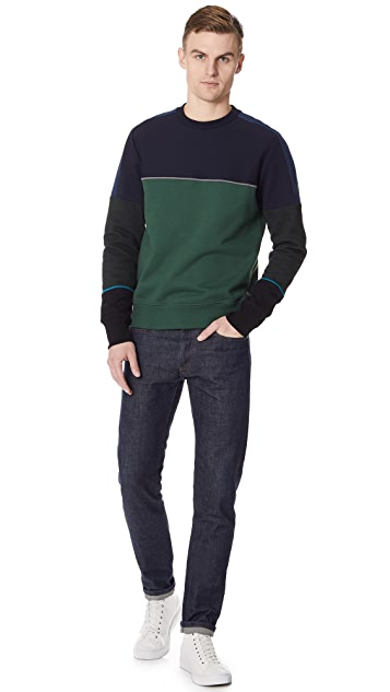 PS by Paul Smith Crew Neck Sweatshirt