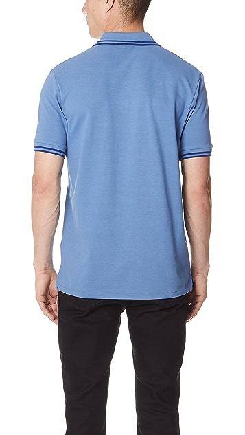 PS Paul Smith Zebra Polo Shirt