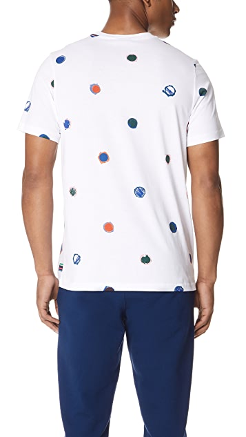 PS by Paul Smith Polka Dot Tee