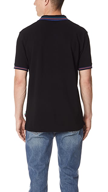 PS Paul Smith Tipped Polo Shirt