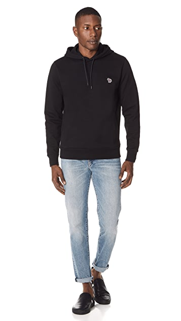 PS by Paul Smith Hooded Sweatshirt with Zebra