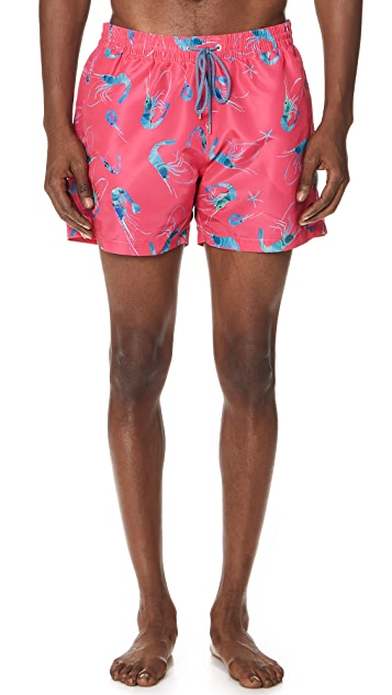 PS Paul Smith Classic Swim Trunks