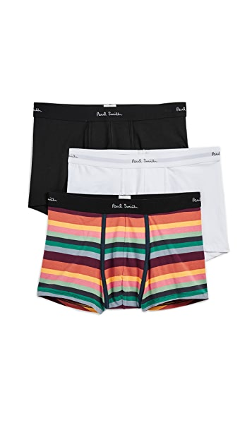 PS by Paul Smith Three Pack Trunks