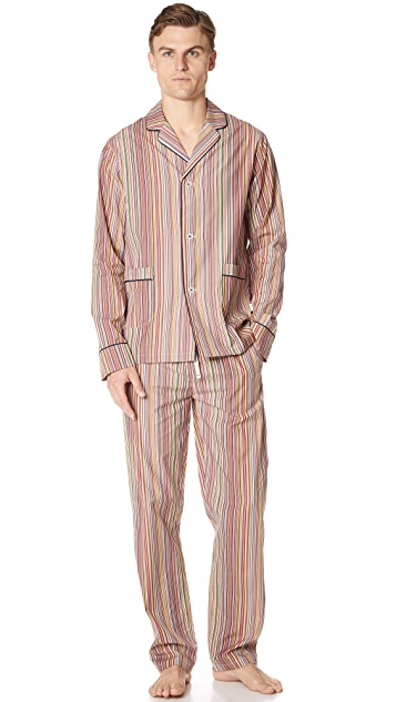 PS Paul Smith Pyjamas Striped PJ Set