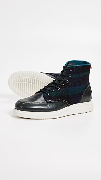 PS Paul Smith Caplan Lace Up Boots