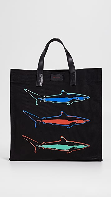 PS by Paul Smith Shark Tote