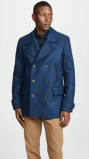 PS Paul Smith Reefer Coat
