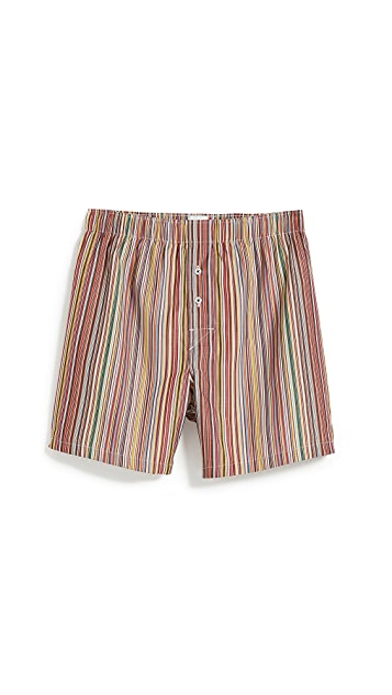 PS by Paul Smith Multi Stripe Boxers