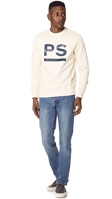 PS by Paul Smith Long Sleeve PS Sweatshirt