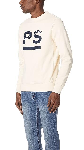 PS Paul Smith Long Sleeve PS Sweatshirt