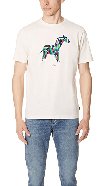 PS by Paul Smith Regular Fit Horse Tee