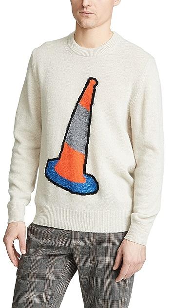 PS Paul Smith Crew Neck Sweater