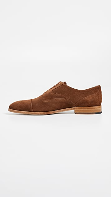 PS Paul Smith Tompkins Suede Lace Ups