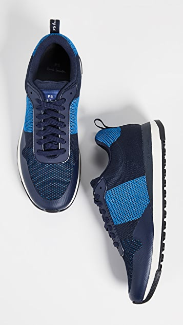 PS Paul Smith Rappid Knit Sneakers