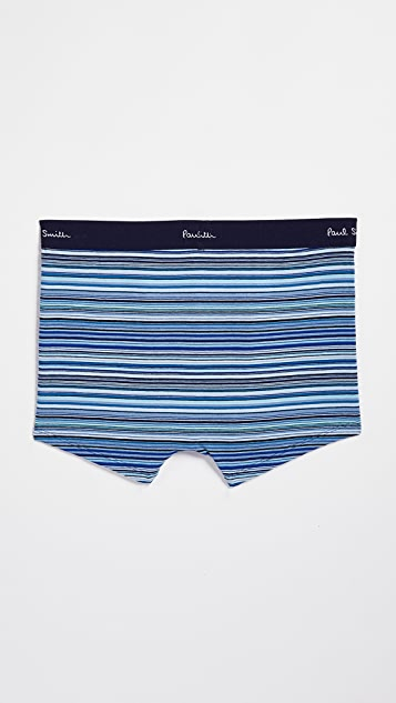 PS Paul Smith 3 Pack Trunks