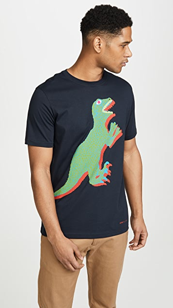 PS Paul Smith Large Dino T-Shirt