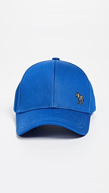 PS Paul Smith PS Zebra Baseball Cap