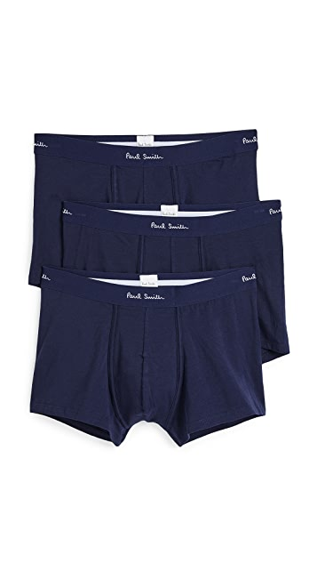 PS Paul Smith 3 Pack Boxer Briefs