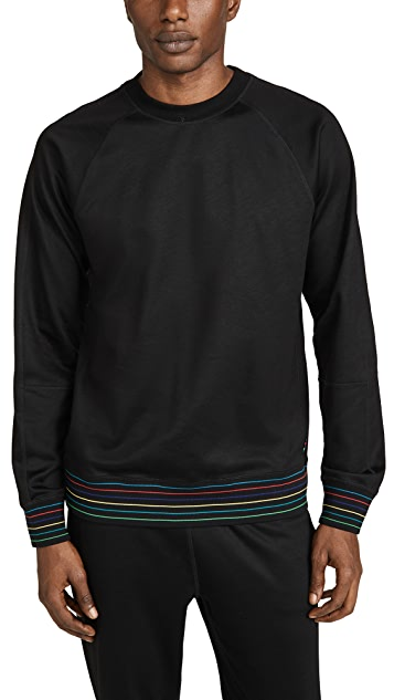 PS Paul Smith Multi Stripe Sweatshirt