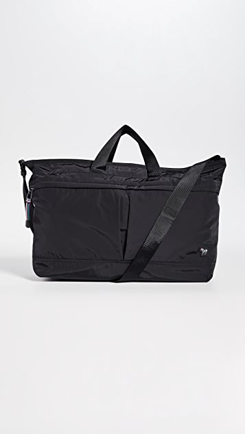 PS Paul Smith Zebra Crossbody Tote Bag