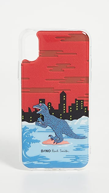 PS Paul Smith Dino iPhone X / XS Case