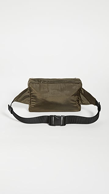 PS Paul Smith Camo Zebra Waistbag