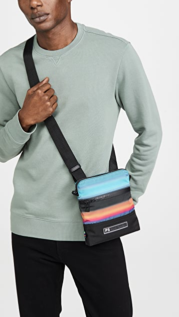 PS Paul Smith Horizon Flight Bag