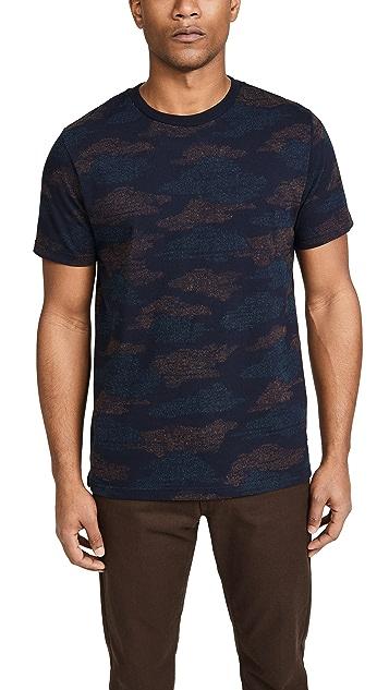 PS Paul Smith Regular Fit Ufo T-Shirt