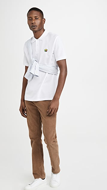 PS Paul Smith Polo with UFO Badge